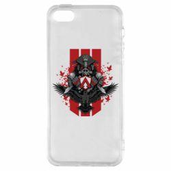Чохол для iphone 5/5S/SE Bloodhound Art