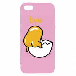 Чохол для iPhone 5 Bye