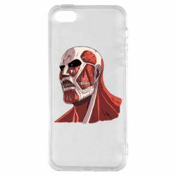 Чохол для iphone 5/5S/SE Colossus
