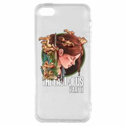 Чехол для iPhone5/5S/SE Ellie The Last Of Us