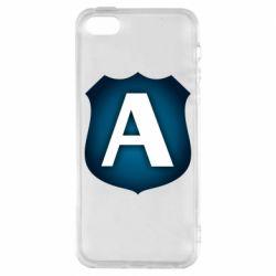 Чохол для iPhone 5 Форум Антиколлектор Лого Минимал