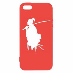 Чохол для iPhone 5 Ghost Of Tsushima Silhouette
