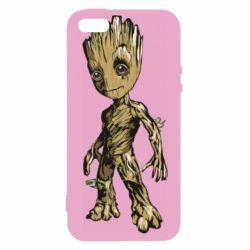 Чехол для iPhone5/5S/SE Groot teen