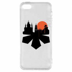 Чохол для iphone 5/5S/SE Kiev city of chestnuts