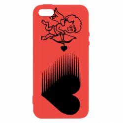 Чехол для iPhone5/5S/SE Купидон