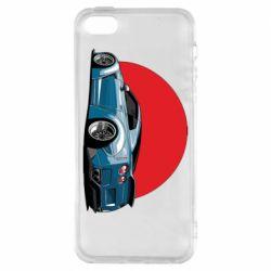 Чехол для iPhone5/5S/SE Nissan GR-R Japan