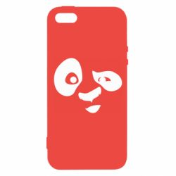 Чохол для iPhone 5 Panda Po