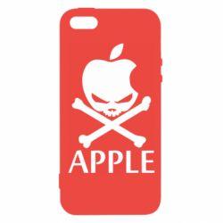 Чехол для iPhone5/5S/SE Pirate Apple