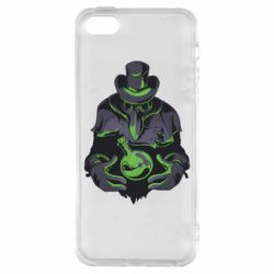 Чехол для iPhone5/5S/SE Plague Doctor