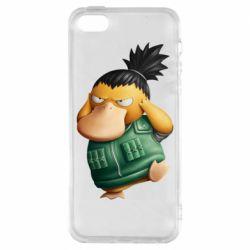 Чохол для iphone 5/5S/SE Shikamaru Psyduck