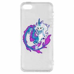 Чохол для iphone 5/5S/SE Sisu Dragon Art
