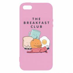 Чохол для iPhone 5 The breakfast club