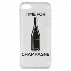 Чохол для iPhone 5 Time for champagne