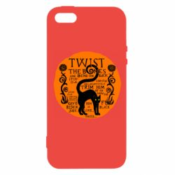 Чехол для iPhone5/5S/SE TWIST