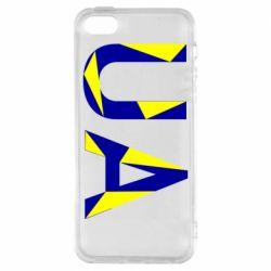 Чехол для iPhone5/5S/SE UA Ukraine