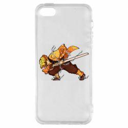 Чохол для iphone 5/5S/SE Zenitsu Demon Slayer