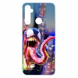 Чехол для Realme 5 Venom slime