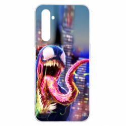Чехол для Realme 6 Pro Venom slime