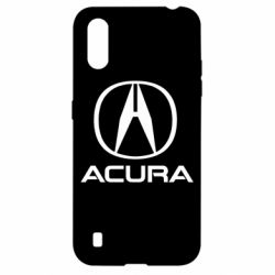 Чохол для Samsung A01/M01 Acura logo 2