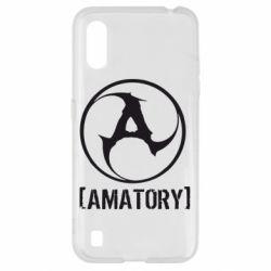 Чохол для Samsung A01/M01 Amatory