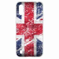 Чехол для Samsung A01/M01 Англия