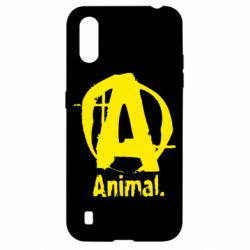 Чохол для Samsung A01/M01 Animal