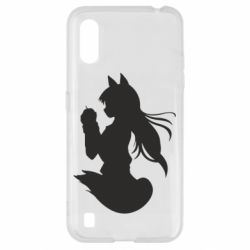 Чехол для Samsung A01/M01 Anime Spice and Wolf
