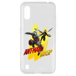 Чохол для Samsung A01/M01 Ant - Man and Wasp