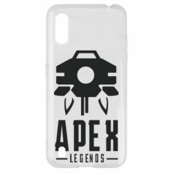 Чохол для Samsung A01/M01 Apex Legends symbol health
