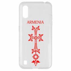 Чехол для Samsung A01/M01 Armenia