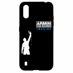 Чехол для Samsung A01/M01 Armin Imagine