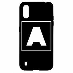 Чохол для Samsung A01/M01 Armin van Buuren 1
