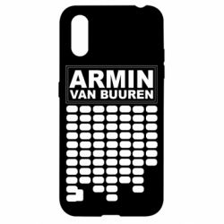 Чехол для Samsung A01/M01 Armin Van Buuren Trance