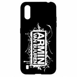 Чехол для Samsung A01/M01 Armin Van Buuren