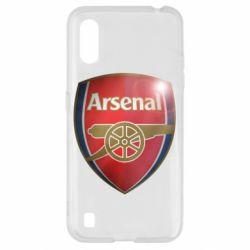 Чохол для Samsung A01/M01 Arsenal 3D