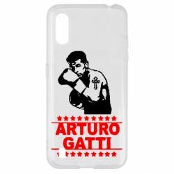Чохол для Samsung A01/M01 Arturo Gatti