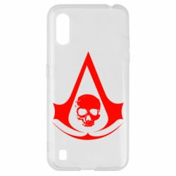 Чехол для Samsung A01/M01 Assassin's Creed Misfit