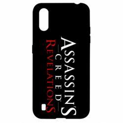 Чохол для Samsung A01/M01 Assassin's Creed Revelations