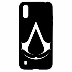 Чохол для Samsung A01/M01 Assassin's Creed
