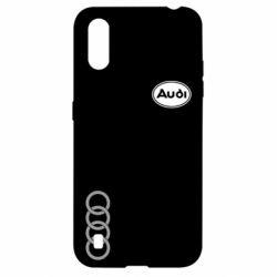 Чехол для Samsung A01/M01 Audi Logo