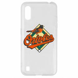 Чохол для Samsung A01/M01 Baltimore Orioles