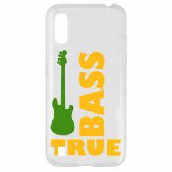 Чехол для Samsung A01/M01 Bass True