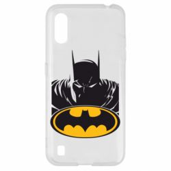 Чехол для Samsung A01/M01 Batman face