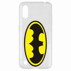 Чехол для Samsung A01/M01 Batman