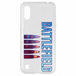 Чохол для Samsung A01/M01 Battlefield 5 bullets