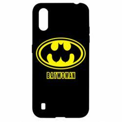 Чохол для Samsung A01/M01 Batwoman