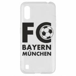 Чохол для Samsung A01/M01 Баварія Мюнхен