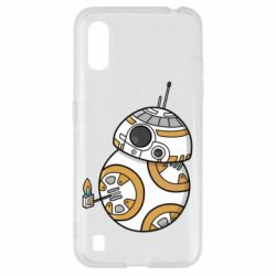 Чехол для Samsung A01/M01 BB-8 Like