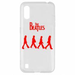 Чохол для Samsung A01/M01 Beatles Group