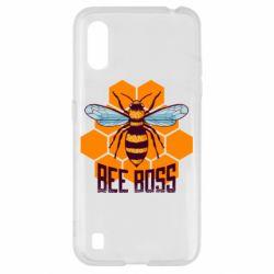 Чехол для Samsung A01/M01 Bee Boss
